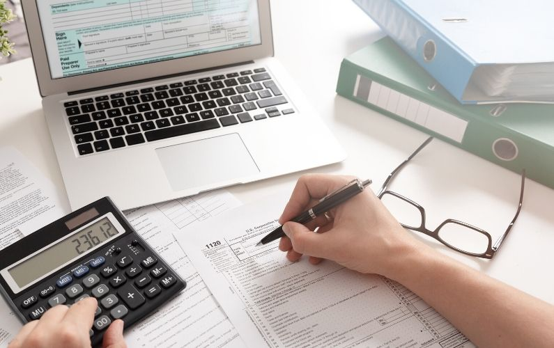 The time to save for next year's taxes is…NOW!